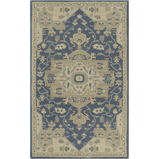 Decor 140 Demetrios Hand Tufted Rectangular Indoor Rugs