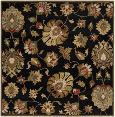 Decor 140 Claudius Hand Tufted Square Rugs