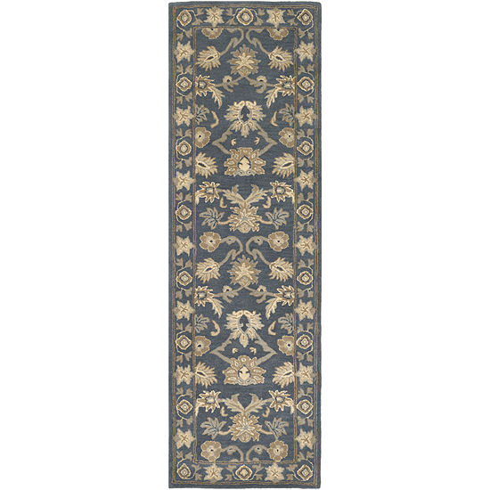 Decor 140 Cicero Hand Tufted Rectangular Indoor Runner