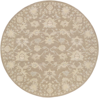 Decor 140 Cicero Hand Tufted Round Rugs