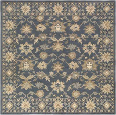 Decor 140 Cicero Hand Tufted Square Rugs