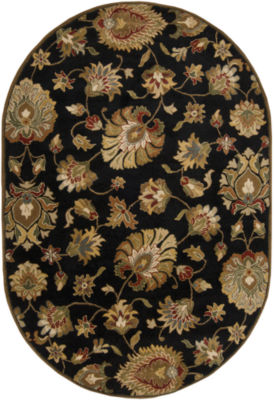 Decor 140 Claudius Hand Tufted Oval Rugs