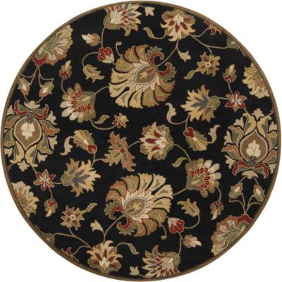 Decor 140 Claudius Hand Tufted Round Rugs