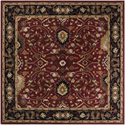 Decor 140 Dabala Hand Tufted Square Indoor Rugs