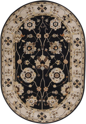 Decor 140 Daigo Hand Tufted Oval Rugs