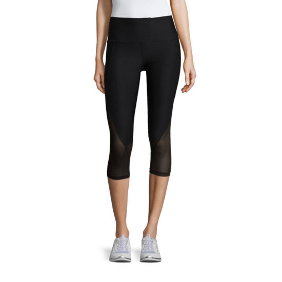 Xersion Performance Novelty Capris