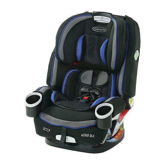 Graco 4ever Dlx 4-In-1 Kendrick Convertible Car Seat