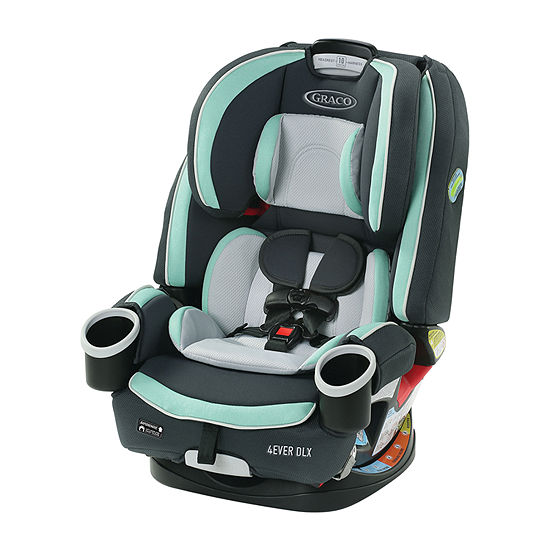 Graco 4ever Dlx 4-In-1 Pembroke Convertible Car Seat