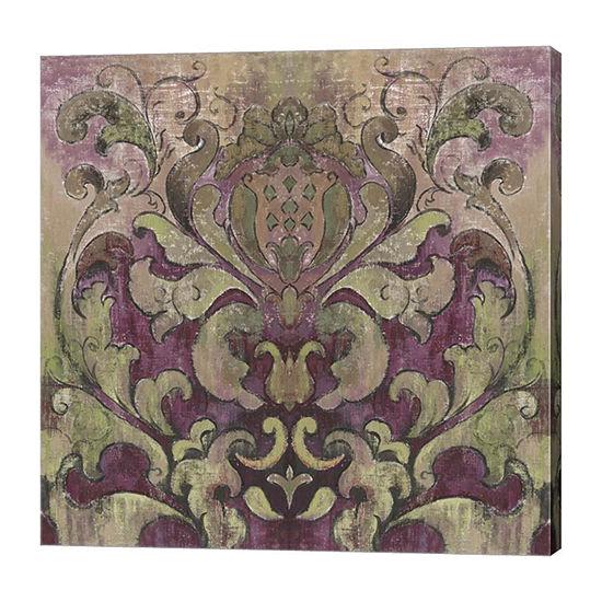 Metaverse Art Art Nouveau Canvas Art