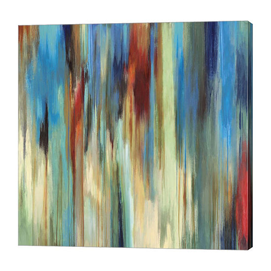 Metaverse Art Aurora II - Z Gallerie Canvas Art