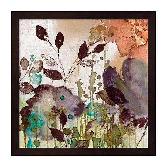 Metaverse Art Autumn Song I Framed Wall Art