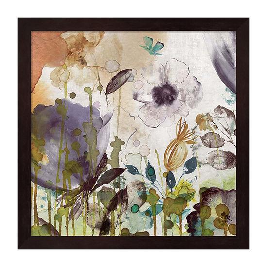 Metaverse Art Autumn Song Ii Framed Wall Art