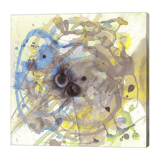 Metaverse Art Watercolour Abstract I Canvas Art