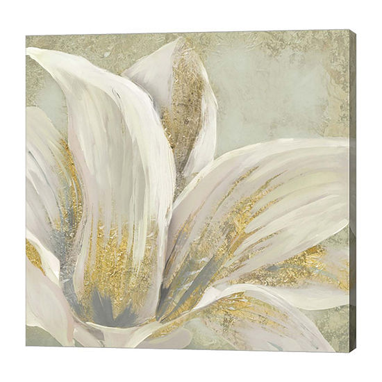 Metaverse Art Fresh Bloom I Canvas Art