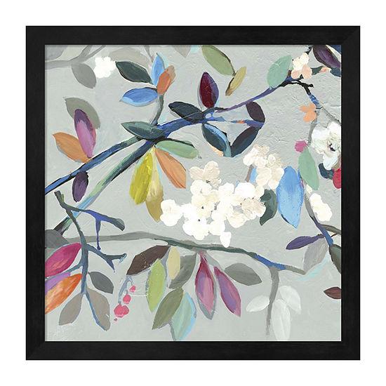Metaverse Art Fresh Bouquet II Framed Wall Art