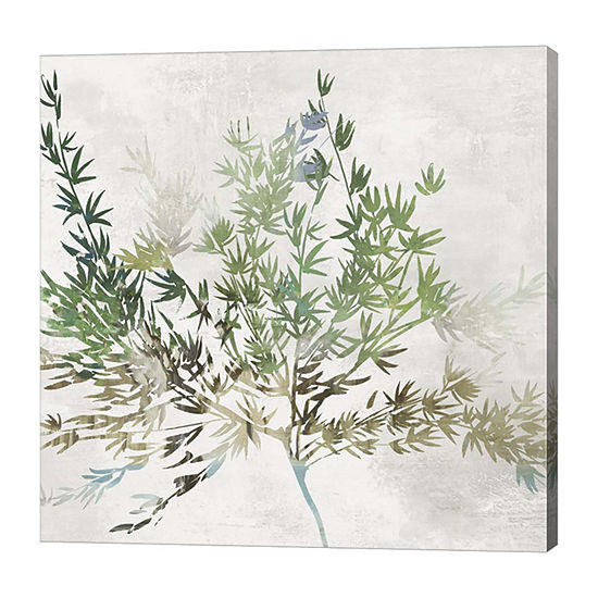 Metaverse Art Olive Branch Canvas Art