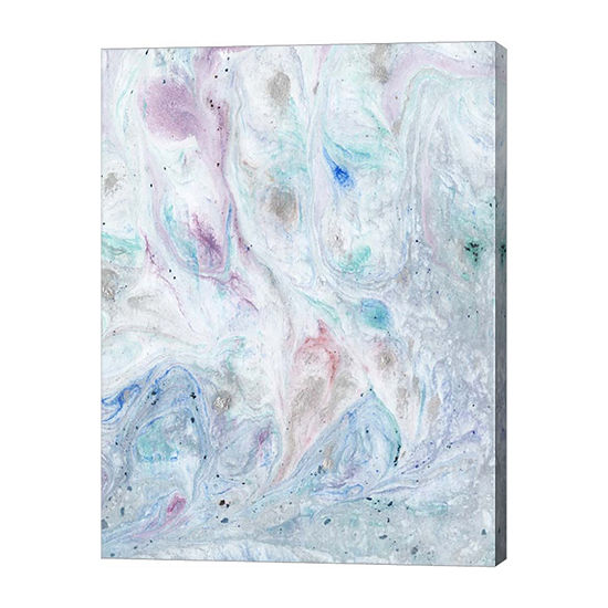 Metaverse Art Marble II Canvas Wall Art