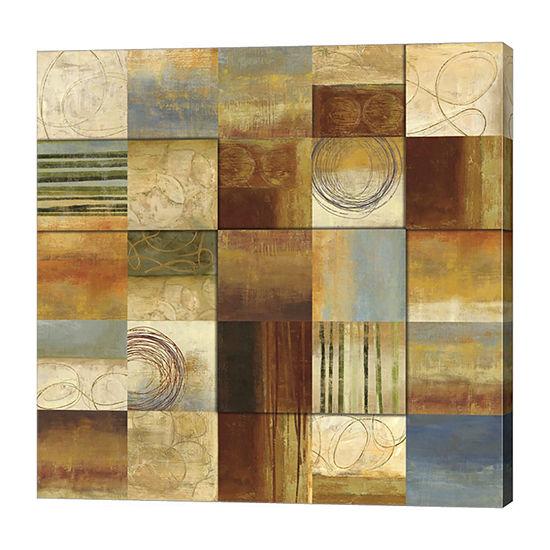 Metaverse Art Connections II Canvas Art