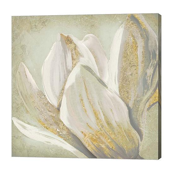 Metaverse Art Fresh Bloom II Canvas Art