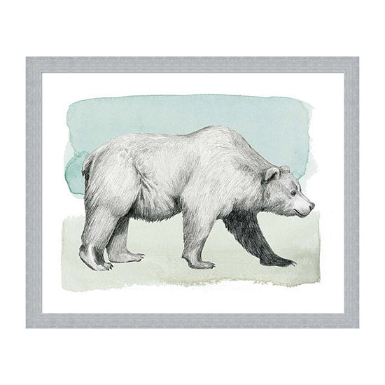 Metaverse Art Animale Ii Framed Wall Art