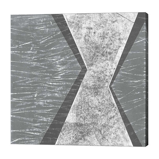 Metaverse Art Orchestrated Geometry IV Canvas Wall Art
