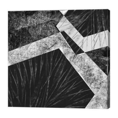 Metaverse Art Orchestrated Geometry IX Canvas Wall Art