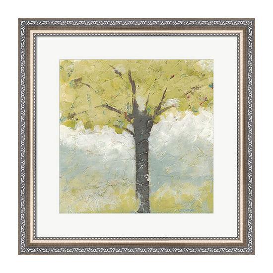 Metaverse Art Spring Arbor Ii Framed Wall Art