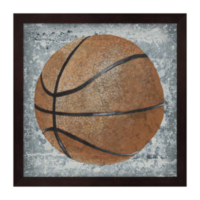Metaverse Art Grunge Sporting I Framed Wall Art