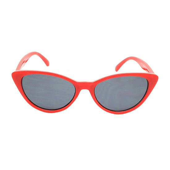 Fantas Eyes Womens I Spy Full Frame Cat Eye UV Protection Sunglasses
