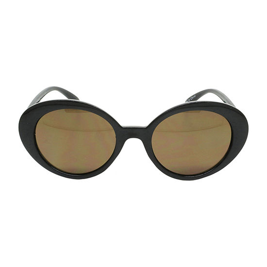 Fantas Eyes Womens Proxy Full Frame Round UV Protection Sunglasses