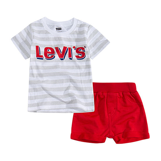Levi's 2-pc. Pant Set Baby Boys