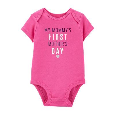 Carter's Mother'S Day Slogan Bodysuit Girls