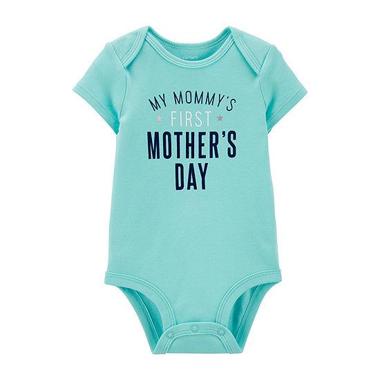 Carter's Mother'S Day Slogan Boys Bodysuit-Baby