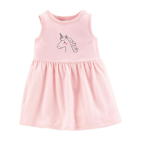 Carter's Girls Sleeveless Tutu Dress - Baby