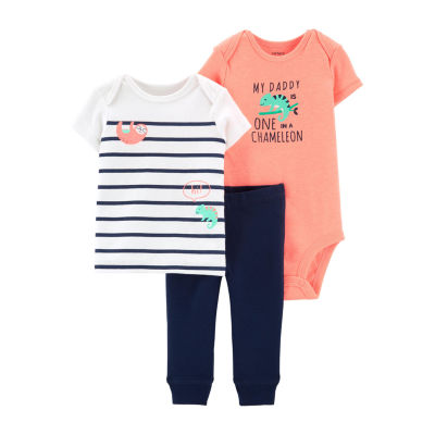 Carter's 3-pc. Pant Set Boys