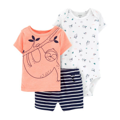 Carter's 3-pc. Baby Clothing Set Boys