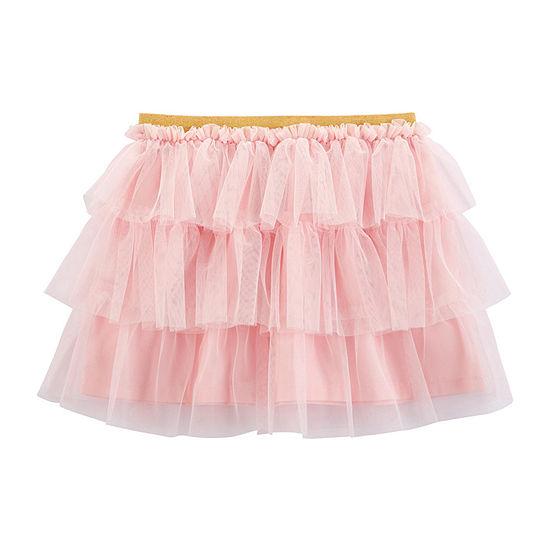 Carter's Girls Ruffle Short Tutu Skirts Baby