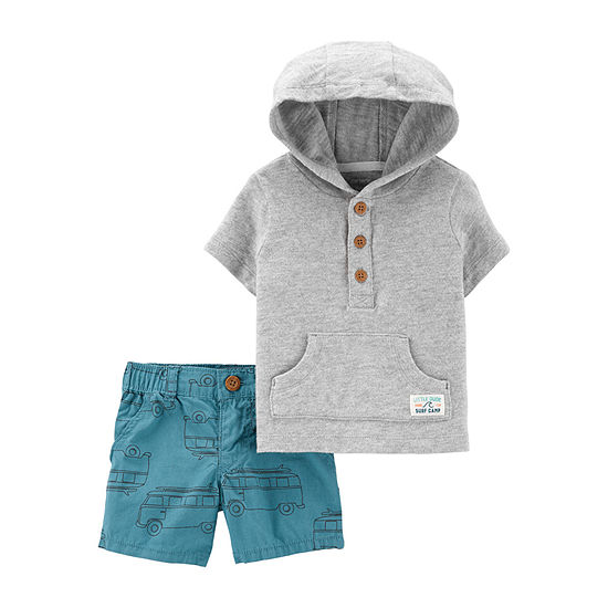 Carter's Boys 2-pc. Short Set Baby