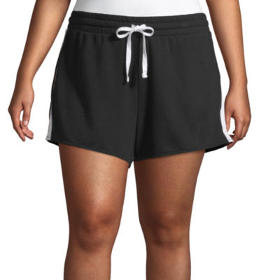 "Flirtitude Womens 3"" Bike Short-Juniors Plus"