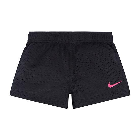 Nike Girls Workout Shorts - Preschool