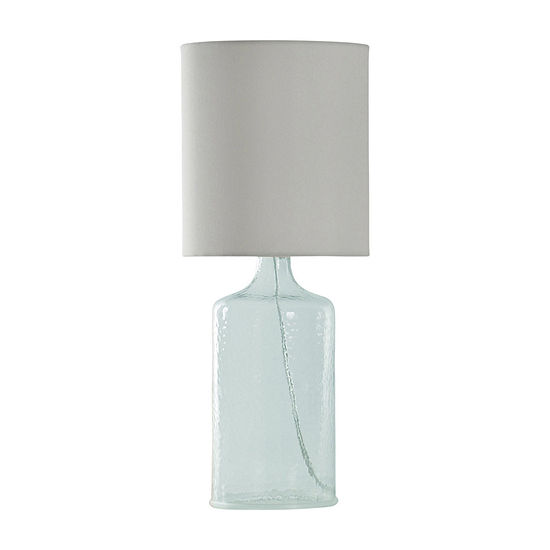 Stylecraft 9 W Clear Glass Table Lamp