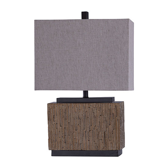 Stylecraft 17.5 W Oralia Polyresin Table Lamp