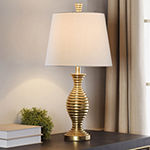 Stylecraft 13 W Vintage Gold Polyresin Table Lamp