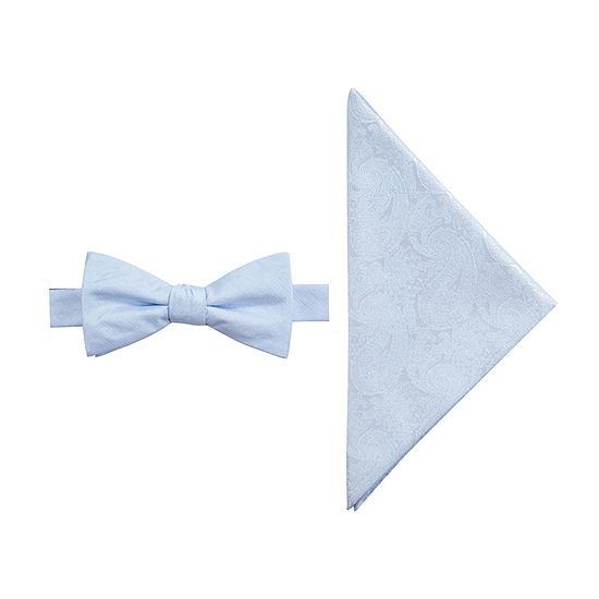 JF J.Ferrar Prom Bow Tie Set