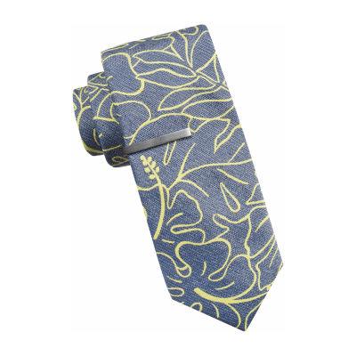 JF J.Ferrar Leaf Tie