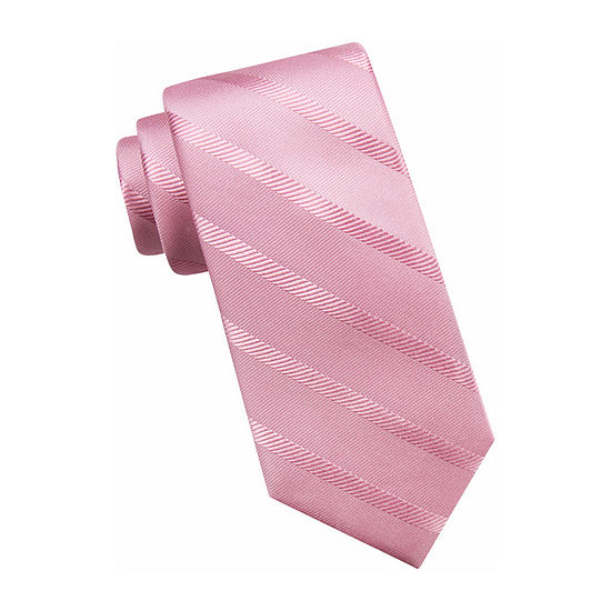 Collection by Michael Strahan  Striped Tie