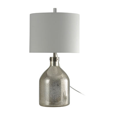 Stylecraft Northbay 15.5 W Mercury Glass Table Lamp