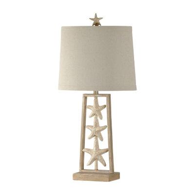 Stylecraft 16 W Sandstone Steel Table Lamp