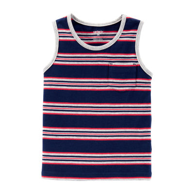 Carter's Boys Round Neck Tank Top - Toddler