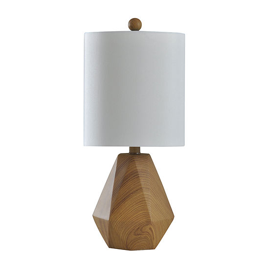 Stylecraft 9 W Natural Polyresin Table Lamp